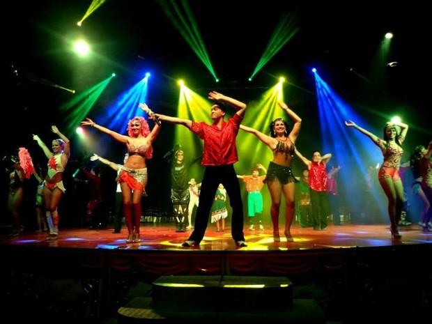 Mirage Circus está na Fernandes Lima, no bairro Gruta de Lourdes, em Maceió (Foto: Reprodução/Facebook)