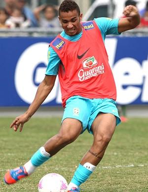 Danilo, Seleção Brasileira (Foto: Mowa Press)