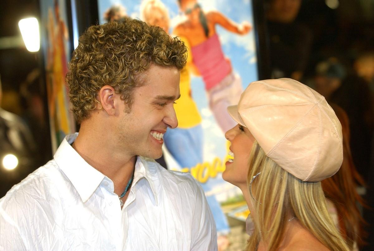 Justin Timberlake e Britney Spears namoraram por dois anos (Foto: Chris Pizzello/Invision/AP)