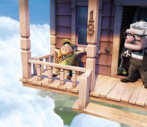Cena do filme UP Altas Aventuras (Foto: Disney / Pixar )