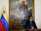 Membros dos governos de Venezuela e EUA se reúnem para discutir relação