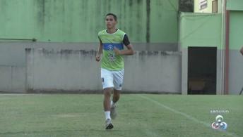 Após cirurgia no braço, atacante Rafael Barros terá entre 60 e 90 dias de recuperação