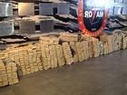 Polícia apreende cerca de 2 toneladas de maconha em Belo Horizonte