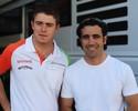 Com futuro incerto na F-1, Di Resta pode suceder primo Franchitti na Indy