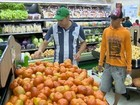 Preço do tomate tem queda de 28% de janeiro a julho deste ano