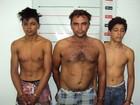 Operação Esuom prende suspeitos de assaltar ônibus de viagem