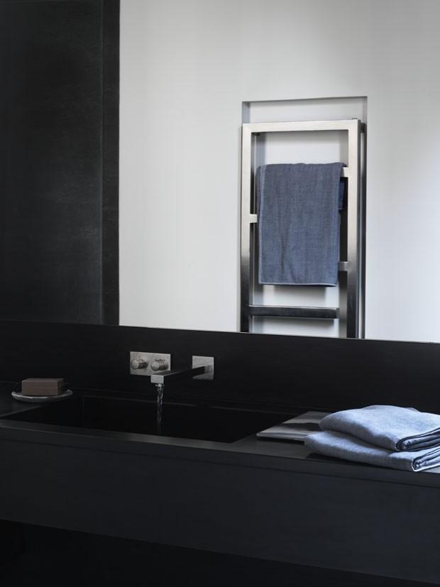 Apartamento delicado e elegante em Paris (Foto: divulgação)