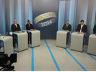 Candidatos ao governo do Pará participam de debate na TV Liberal