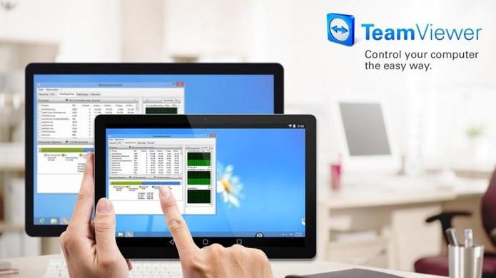 TeamViewer (Foto: Divulgação/TeamViewer)