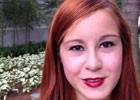 Larissa Faria, 16 anos (Foto: Reprodução/G1)
