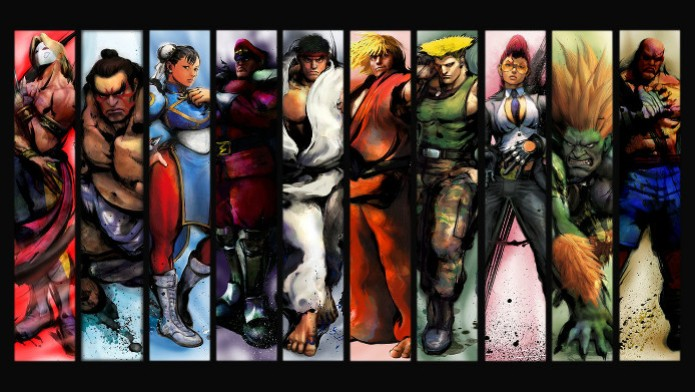Street Fighter (Foto: Divulgação) (Foto: Street Fighter (Foto: Divulgação))