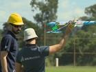 Grupo da UFSJ ganha prêmio em competição mundial de aerodesign