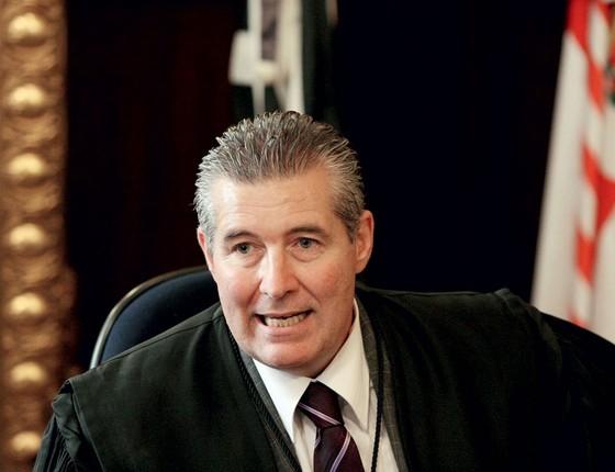 """Ivan Sartori relator do caso no TJ.ele diz que foi """"legítima defesa"""" (Foto: MÁRCIO FERNANDES/ESTADÃO CONTEÚDO)"""