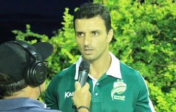 Júnior Rocha elogia atuação do LEC e agradece apoio da torcida