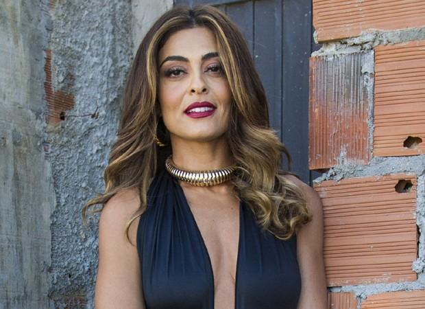 Juliana Paes (Foto: Divulgação/TV Globo)