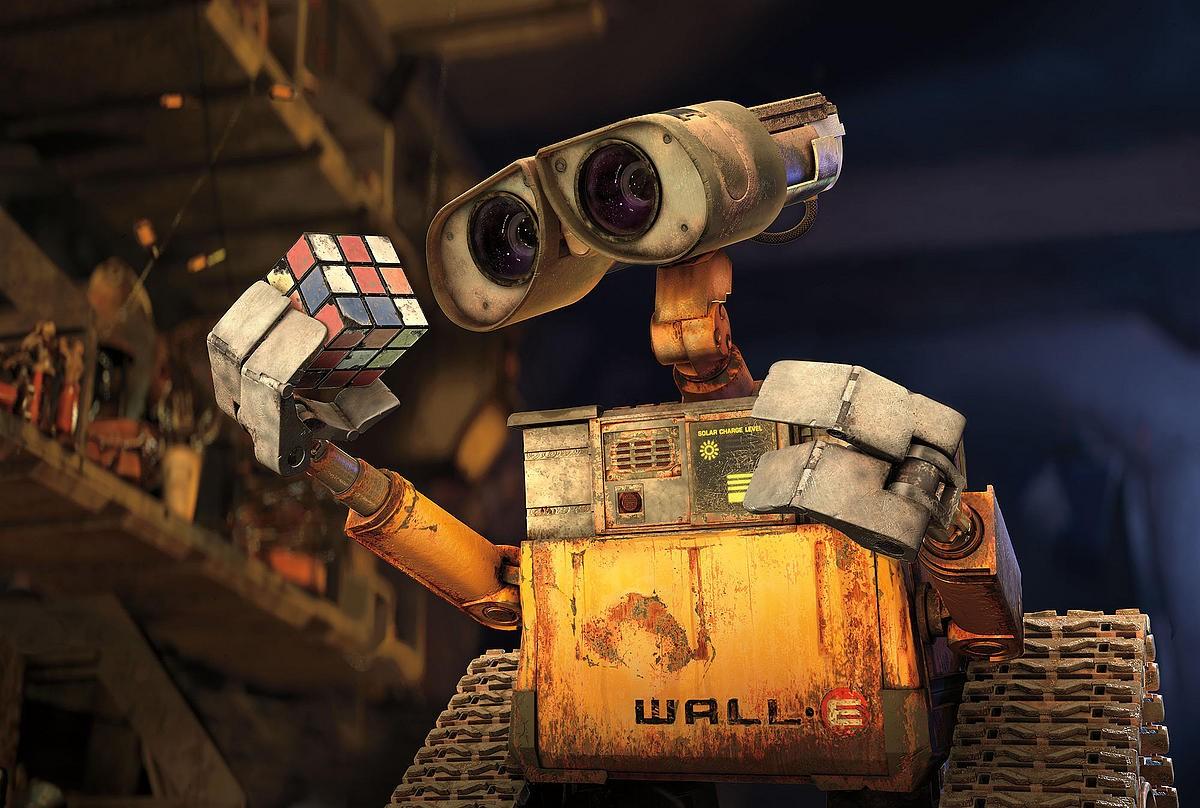 Wall-E (Foto: Divulgação)