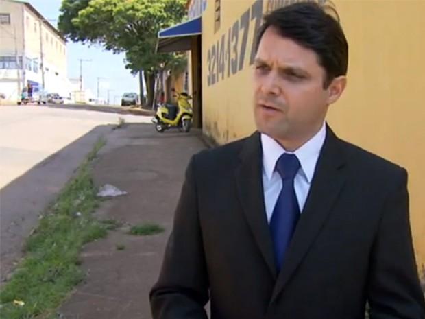 Vereador Rômulo Azevedo deverá retornar ao cargo em Varginha (Foto: Reprodução EPTV)