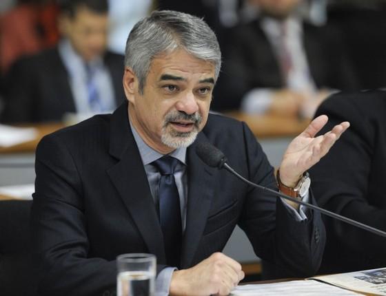 O senador Humberto Costa (PT-PE) (Foto: José Cruz/Agência Senado)