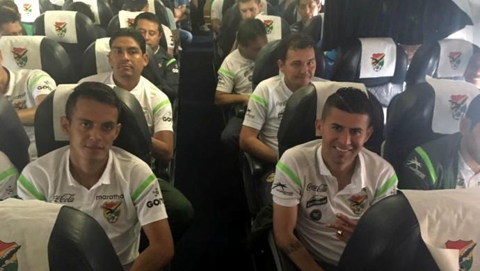 Bolívia voo atrasado Natal  (Foto: Paulo Apaza/Prensa LFPB)