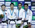 Medalhões passam em branco, e Brasil leva bronze em Jeju com Takabatake