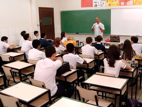 Professor inova forma de ensinar Literatura no Rio de Janeiro e conquista turma (Foto: Reprodução)