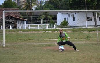 Após questionamentos de Walter, Chico assume o gol do Rio Branco-ES
