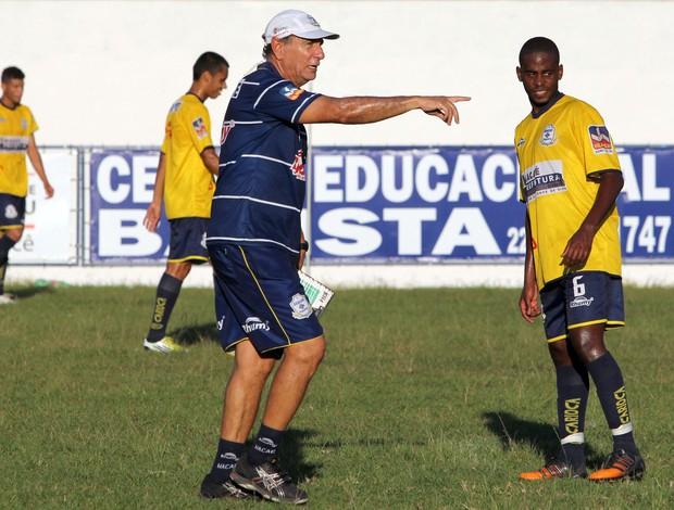 Gérson Andreotti, Macaé (Foto: Tiago Ferreira/Divulgação)