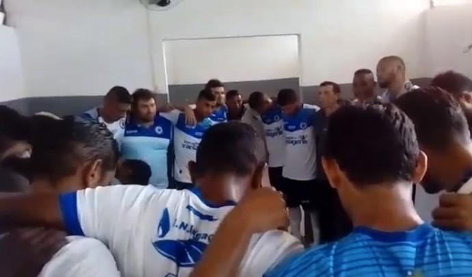 Flamengo-PI x Parnahyba (Foto: Parnahyba Sport Clube)