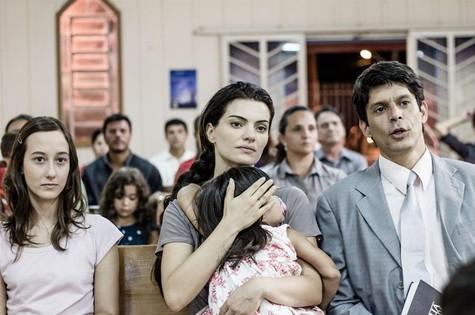 """Mayana Neiva no filme """"O homem que matou minha amada morta"""" (Foto: Rosano Mauro)"""