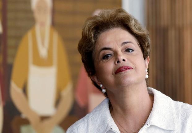 A ex-presidente Dilma Rousseff foi eleita uma das mulheres do ano pelo Financial Times (Foto: Ueslei Marcelino/Reuters)