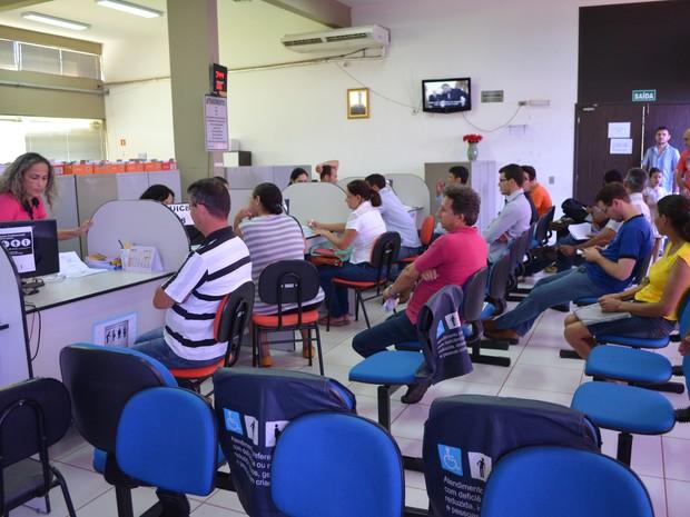 Moradores podem renegociar dívidas e conseguir isenção de acréscimos (Foto: Magda Oliveira/G1)