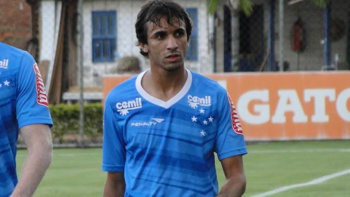 Caique Valdivia Cruzeiro (Foto: Maurício Paulucci)