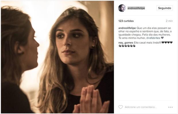 Felipe Andreoli (Foto: Instagram / Reprodução)