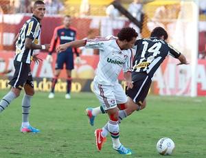Wellington Nem jogo Botafogo final Fluminense (Foto: Ricardo Ayres / Photocamera)
