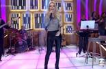 Luíza Possi canta 'Black or White'