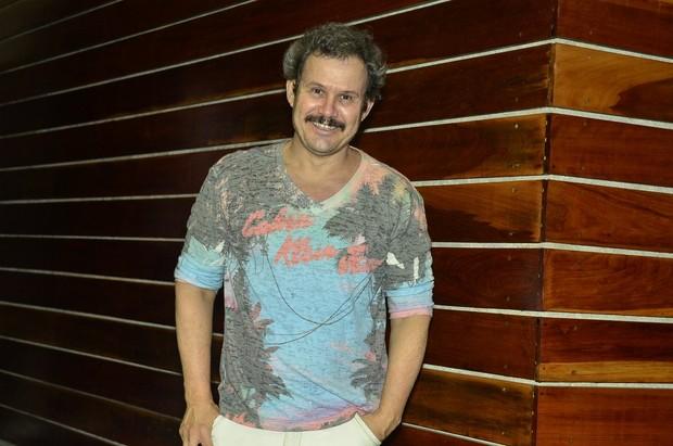 Edmílson Barros (Foto: Roberto Teixeira / EGO)