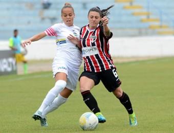 Dantas São Paulo Futebol Feminino (Foto: Rodrigo Corsi/FPF)