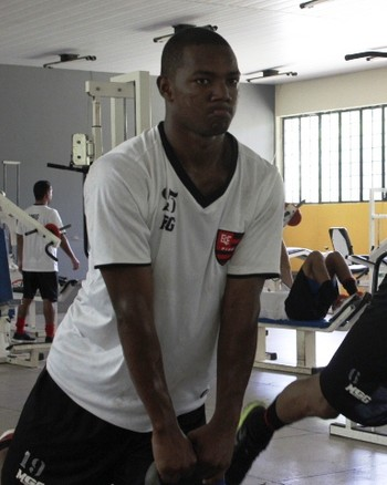Flamengo-PI (Foto: Antônio Fontes /GloboEsporte.com)