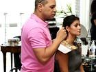 Kaká Moraes, maquiador de Adriane Galisteu, ensina o passo a passo para arrasar nas redes sociais