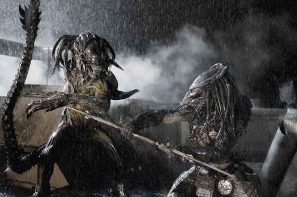 Uma cena de Alien Vs Predador (Foto: Reprodução)