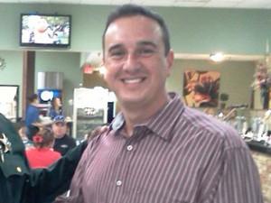 Ronney Oliveira nasceu em Goiânia em 1972 (Foto: Arquivo Pessoal)