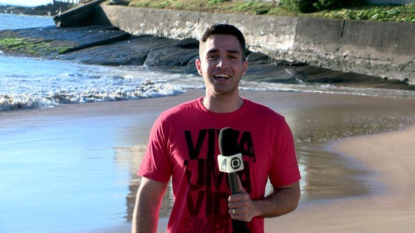 Cesar Fernandes comanda a aventura (Foto: Divulgação/ TV Gazeta)