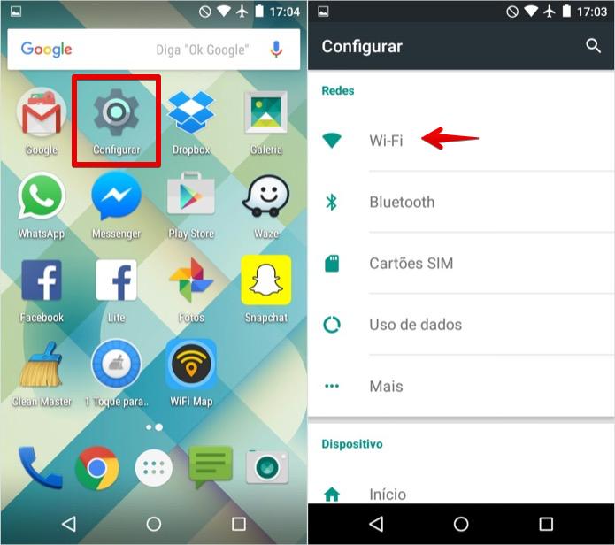 hackear wifi pelo celular android