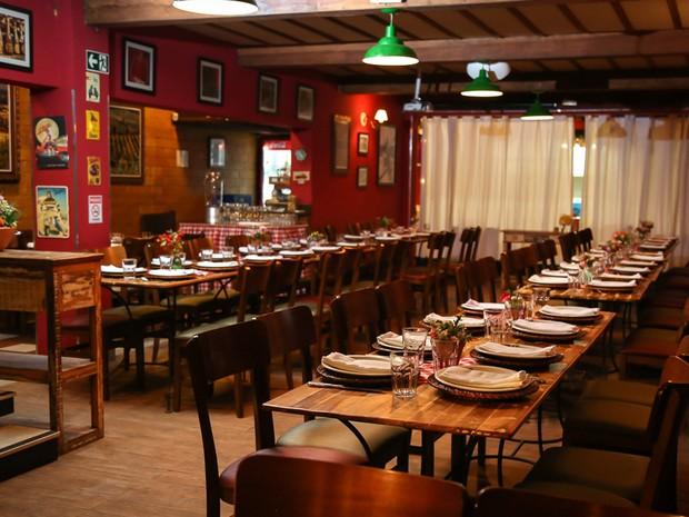 Casamentos em restaurante: La Pergoletta (Foto: Alexandre Pissarro / Divulgação)