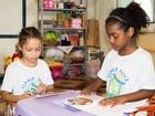 Universitários arrecadam livros para criar biblioteca em ONG de Cabo Frio