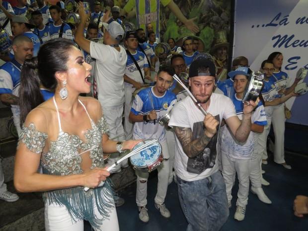 Daniela Albuquerque (Foto: Renato Cipriano / Assessoria de Imprensa Tucuruvi)