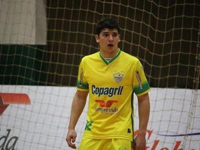 rondon futsal  (Foto: Marca Assessoria / Rafael Ximenes)