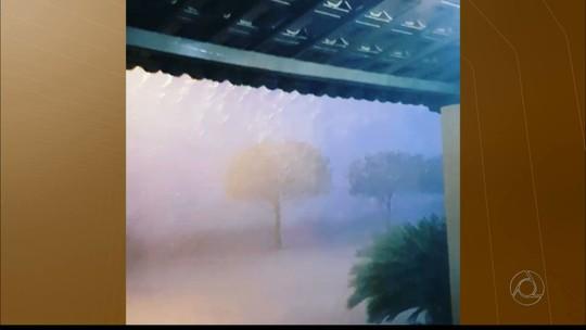 Chove 119 mm em menos de um dia em Teixeira, no Sertão da PB, diz Aesa