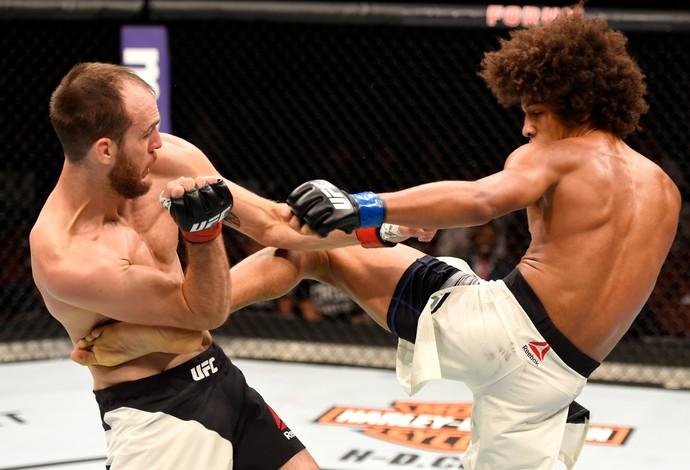 Alex Caceres Cole MIller UFC 199 (Foto: Getty Images)