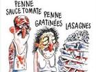 Cidade italiana afetada por tremor quer processar 'Charlie Hebdo' por charges